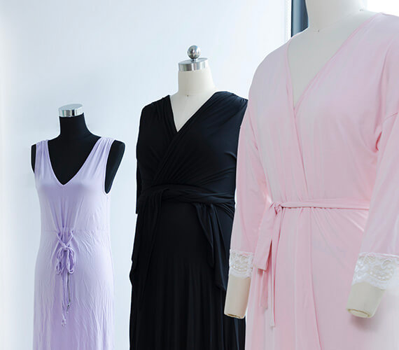 A leading nightwear manufacturer in China